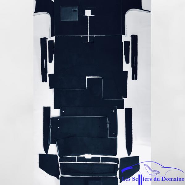 Kit moquettes Renault 5 Turbo