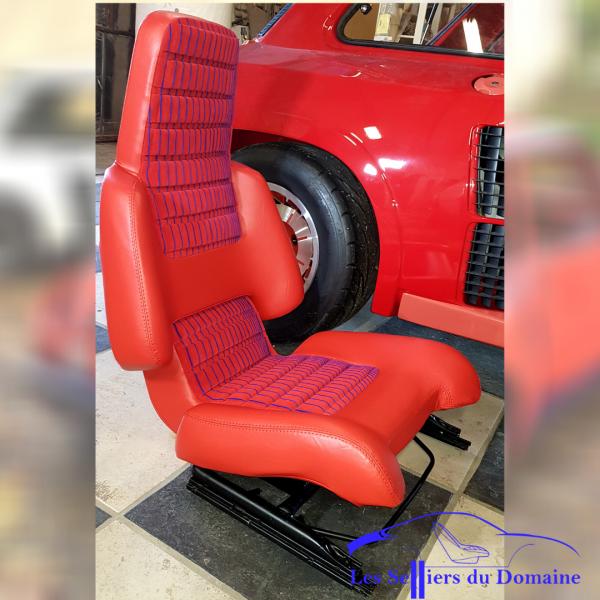 Garniture de siège Renault 5 Turbo tissu origine