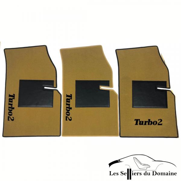 Sur-Tapis moquette Renault 5 Turbo R5T T2