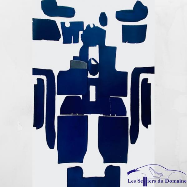 Kit moquette Alpine A310 V6 bleu nuit