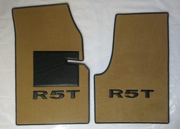 R5 Turbo R5T Renault sur-tapis