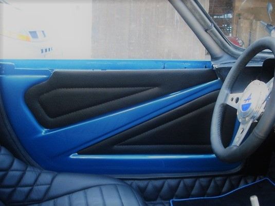 Kit porte Alpine A110