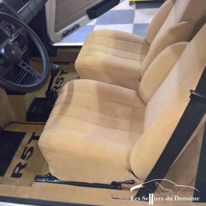 Mousse neuve Renault 5 Turbo Renault 5 Alpine Turbo T2 R5AT