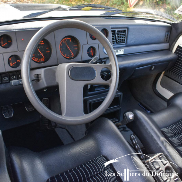 Volant Renault 5 Turbo R5T T1