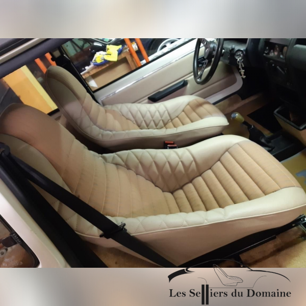 ISA: Grand Mod'Plastia custom to the color of the Renault 5 Turbo 2
