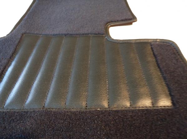 BMW BM sur tapis sur-tapis moquette noir