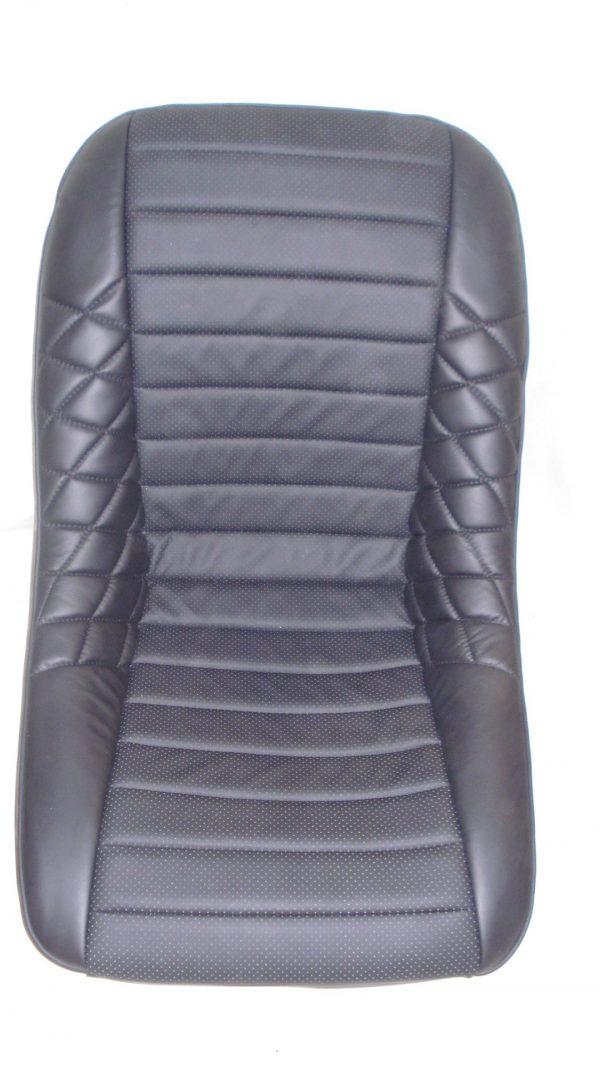 Siège siege alpine renault PMC petit modèle modele classique mod'plastia alpine velours cuir simili noir
