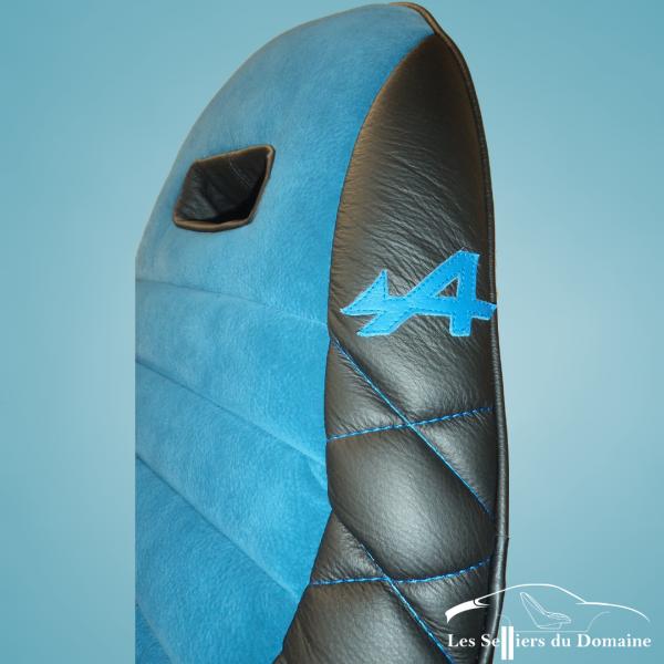Option A in leather Grand tub Mod'Plastia ISA Alpine Renault
