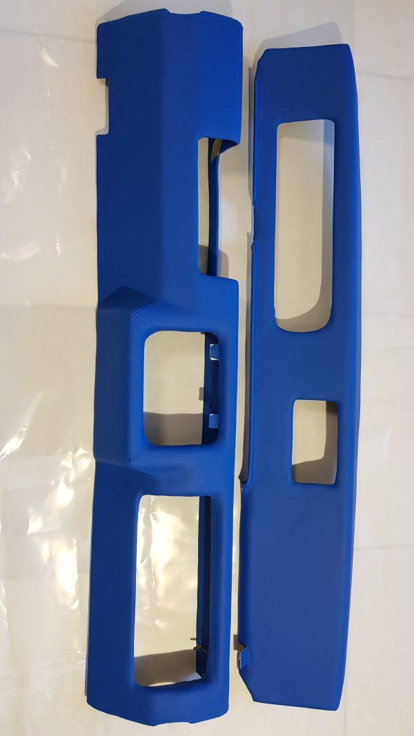 Renault 5 Turbo R5T R5 R5T1 R5T2 planche de bord bleu