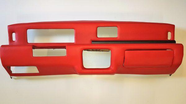 renault 5 turbo 1 2 R5T R5T1 R5T2 planche de bord rouge