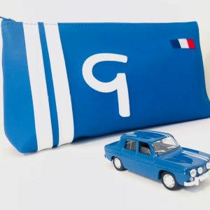 Renault gordini sportive alpine sport selliers du domaine made in france bleu