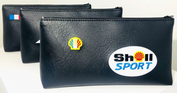 Renault pochette sportive shell sport selliers du domaine noir