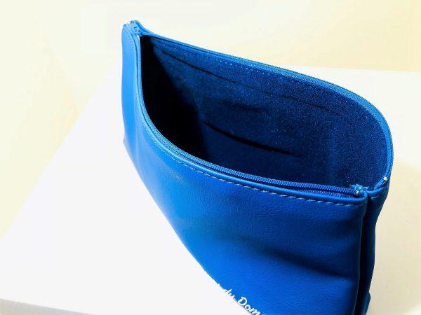 Renault pochette sportive bleu selliers du domaine