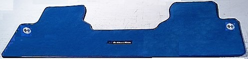 Renault Gordini R12G R12 tapis jeu complet bleu