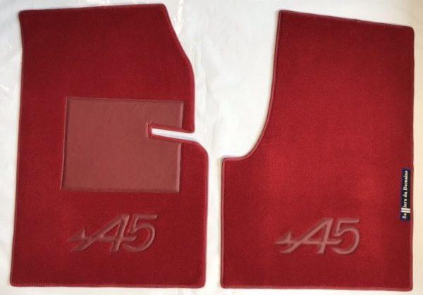 renault 5 turbo R5T1 5RT2 R5T sur tapis sur-tapis R5A Alpine rubis