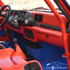 Planche de bord Renault 5 Turbo R5T