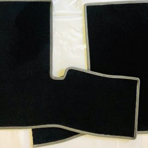 Renault megane Mégane RS carpet back carpet back black