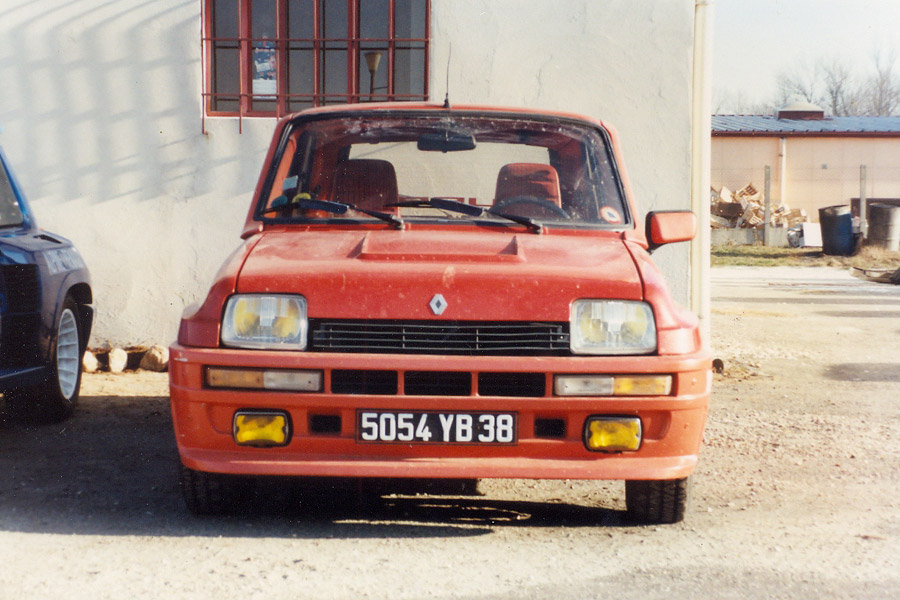 les selliers du domaine magazine review avis evaluation évaluation travail made in france teamselliers #teamselliers garage 2000 R5 Turbo R5T