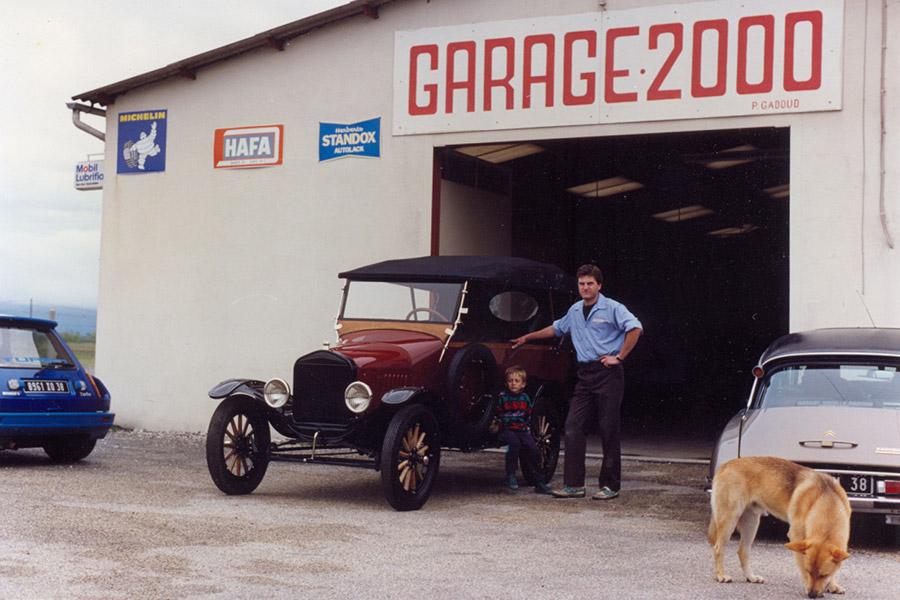 les selliers du domaine magazine review avis evaluation évaluation travail made in france teamselliers #teamselliers fordT ford T garage 2000