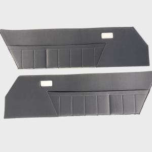 Phase 1 Alpine Renault grey door center trim