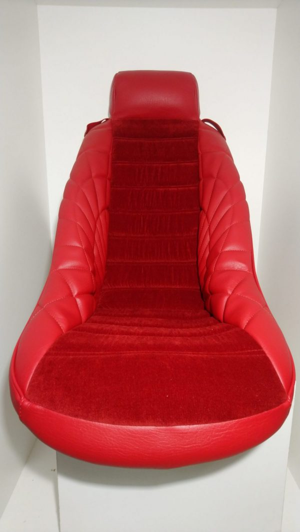 Seat tub IGCL integral great comfort long support head head bulging red bomb