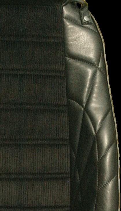 Seat tub IGCL integral great comfort long support head head bulging black bomb