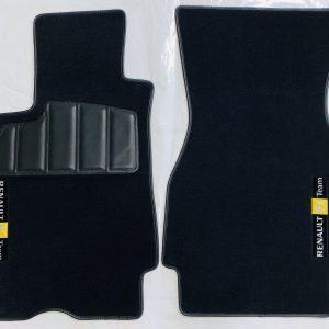 Renault sport Mégane Megane R26 RS 3 tapis sur-tapis sur tapis selliers du domaine noir