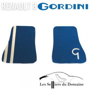 On carpet Back R8 Gordini