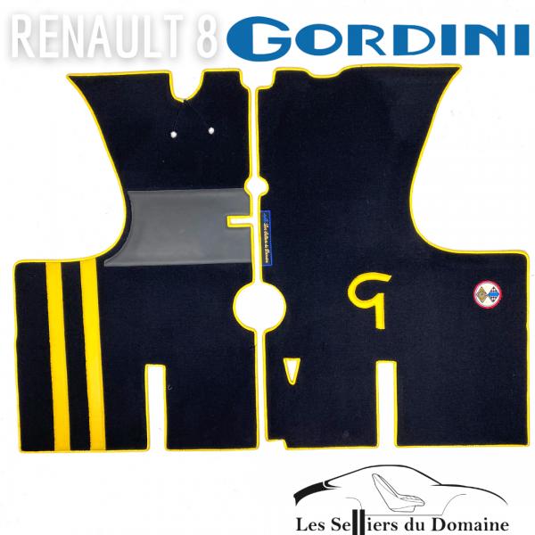 Sur Tapis R8 Gordini
