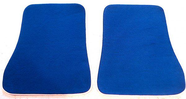 Renault 8 R8 Gordini carpet game 4 blue
