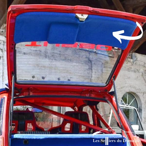 Garniture de hayon Renault 5 Turbo R5T T1