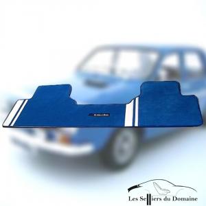 Tapis arrière R12 Gordini 3
