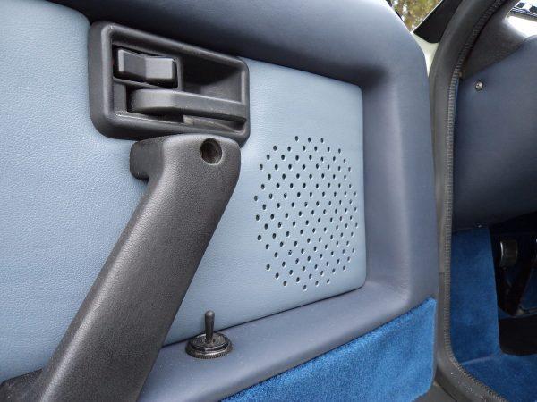 Renault Alpine A310 V6 A310V6 phase 2 blue door trim