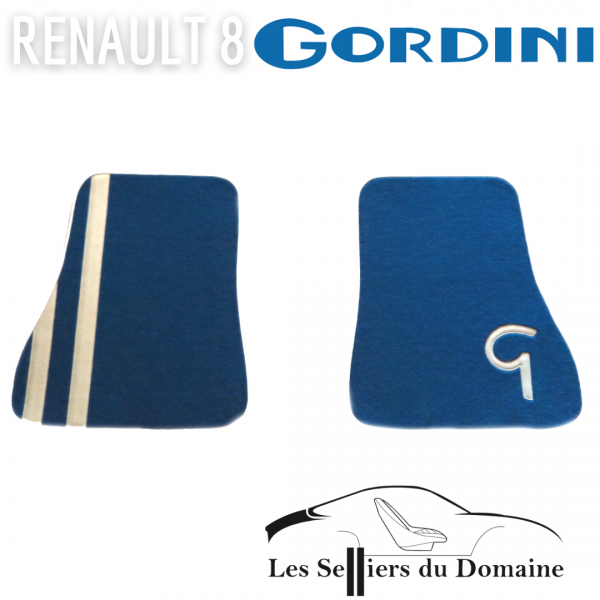 On carpet Back R8 Gordini
