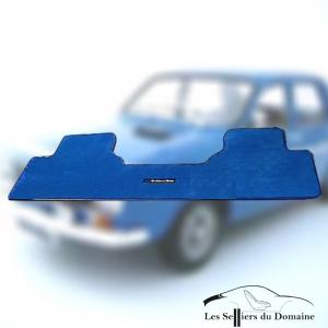 Tapis arrière R12 Gordini 1