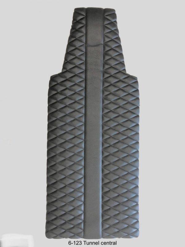 Kit simili moquette A110 Fasa Renault Alpine Berlinette noir