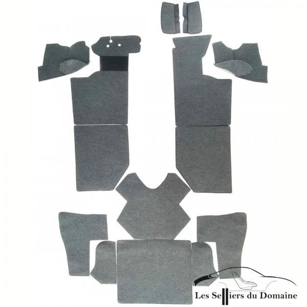 Kit simili & moquette A110 Fasa