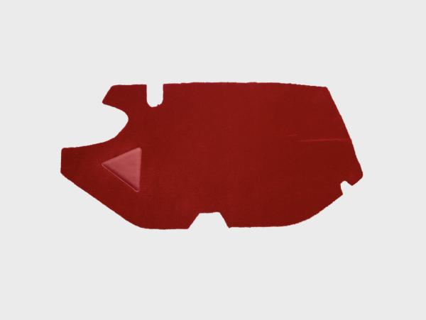 Renault 5 turbo 1 2 R5T R5T1 R5T2 T1 T2 garniture de tablier avant moquette rouge