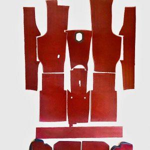 Simca 1200's kit moquette