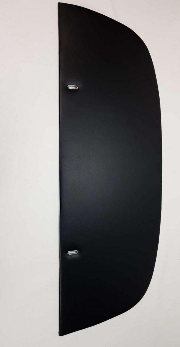 Simca 1200's black door