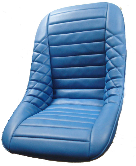 PMC Cuir Bleu